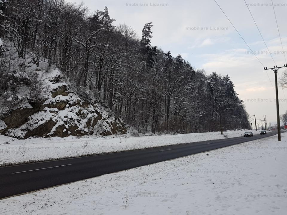 Teren in zona pitoreasca, Brasov,Dambul Morii, in apropiere de hotel Ramada