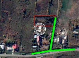 Vanzare teren constructii 2000 mp, Tomesti, Tomesti
