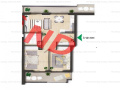 Apartament 3 camere bloc nou garaj Grigorescu