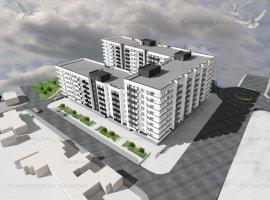 Vand apartament 2 camere bloc nou Marasti
