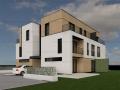 Apartament  120mp cu gradina, Borhanci