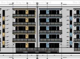 Apartament 2 camera 51.45 mp Borhanci