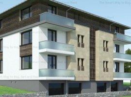 Apartament 2 camere , bloc nou, Romul Ladea
