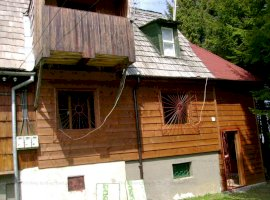 Cabana finisata mobilata utilata in Baisoara