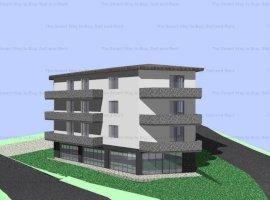 Vanzare apartament 3 camere Floresti zona