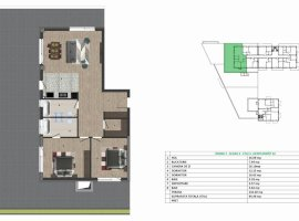Penthouse cu 3 camere confort SPORIT, in Cluj Napoca !