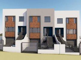 Duplex NOU cu garaj 134mp Borhanci