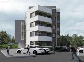 ALPHORN Residence | loc parcare | 2 camere, 40mp teren