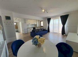 Inchiriere apartament 2 camere de lux, la prima inchiriere, in Paulesti