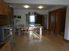 Vanzare/Inchiriere vila 4 camere, duplex, mobilata si utilata, in Bucov