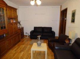 Vanzare apartament 3 camere, decomandat, mobilat si utilat, zona Gheorghe Doja