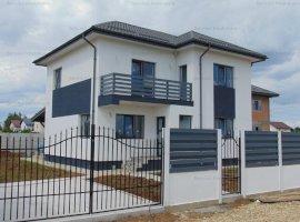 FARA COMISIOANE casa model Mediteranian P+1+pod LA CHEIE in Bacu
