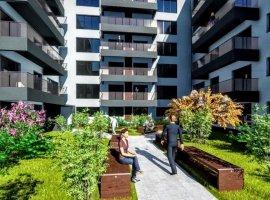 Apartamente noi  cu gradina,  City Residence, Porsche-Pipera, 0% comision!