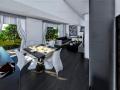 Apartament 3 camere, Porsche-Pipera, 0% comision! 97500 euro+TVA