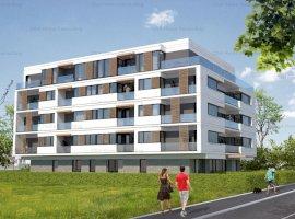 Apartament 2 camere, 56 mp utili, balcon 12 mp, Pipera Concept, OMV Pipera