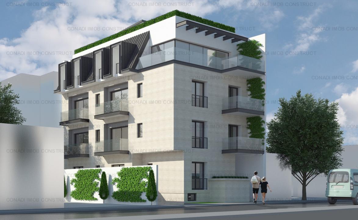 Dorobanti - Floreasca: apartamente in imobil nou