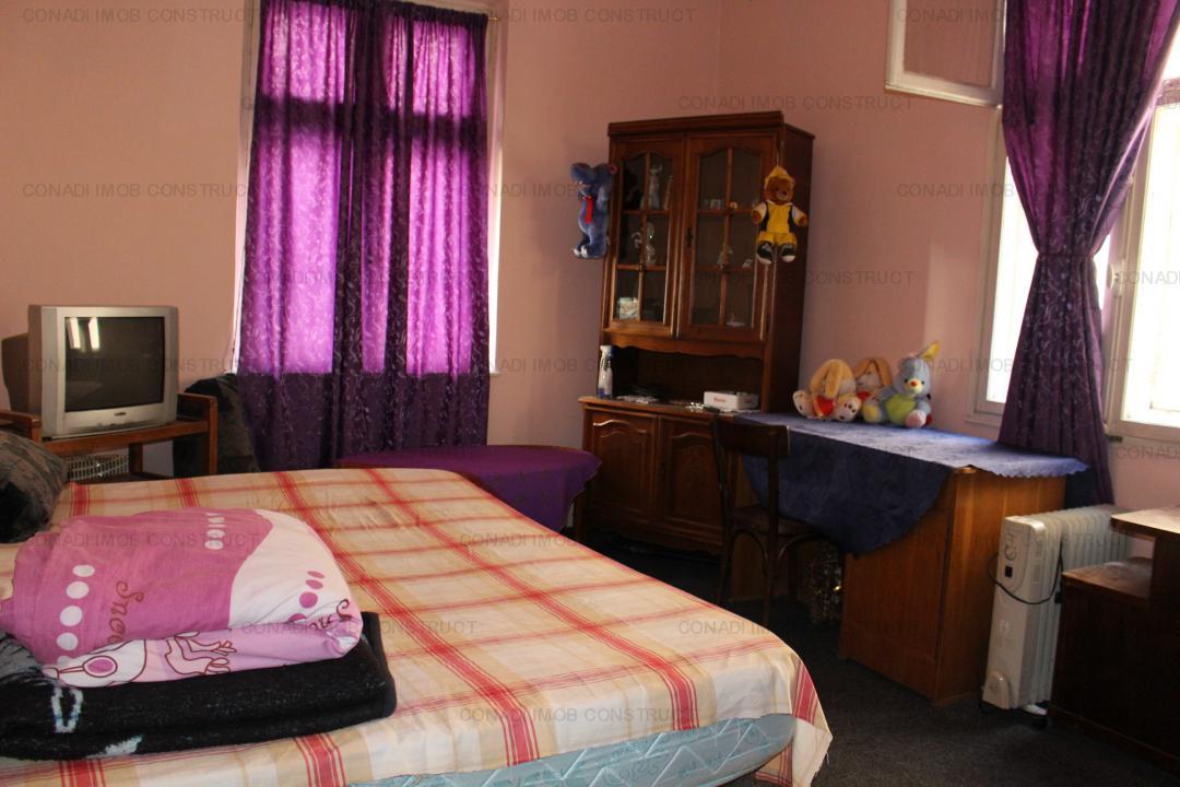 Titulescu, apartament in vila, parter