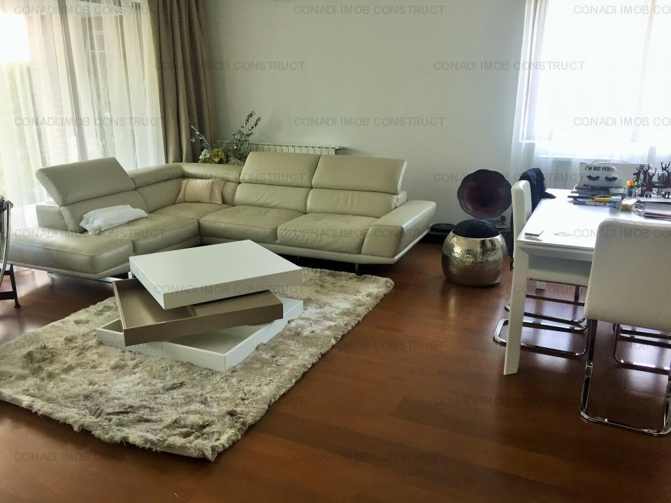Herastrau Parc, superb apartament mobilat disponibil spre inchiriere