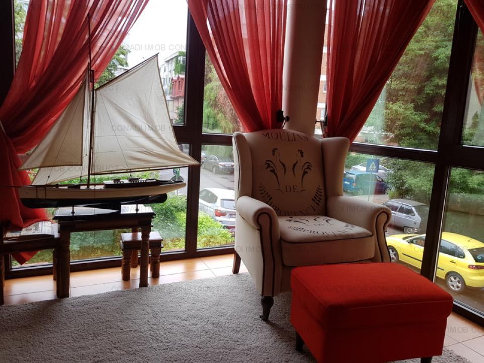 Dorobanti - Beller: vila deosebita de inchiriat mobilata
