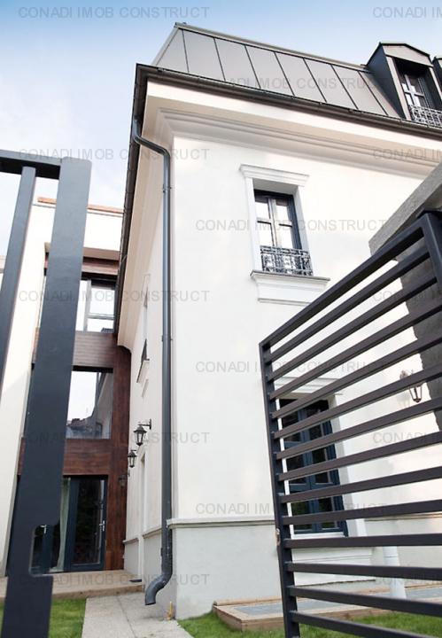 Vila Kiseleff, proprietate renovata complet 2012 doar rezidential