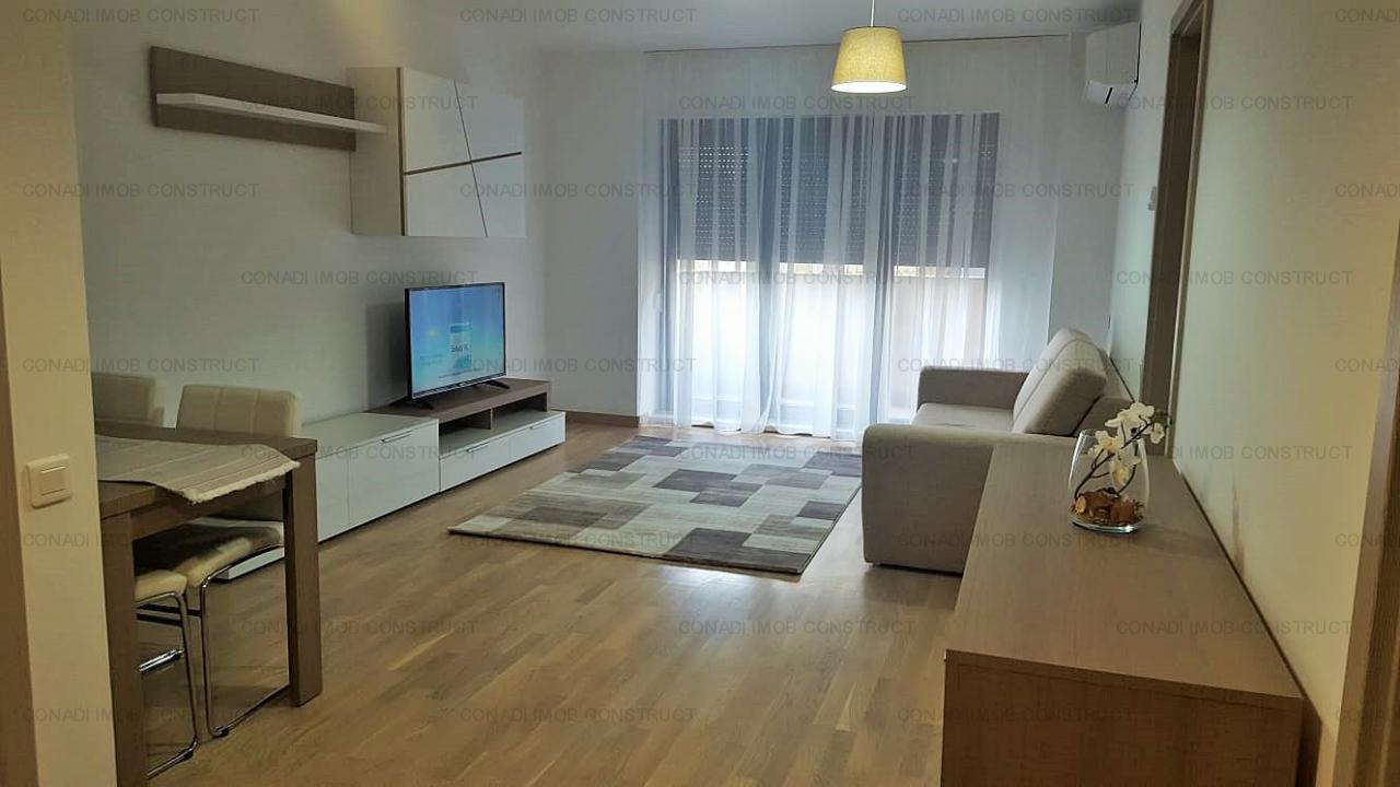 Piata Victoriei - Banu Manta, inchiriere apartament 2 camere lux, imobil nou