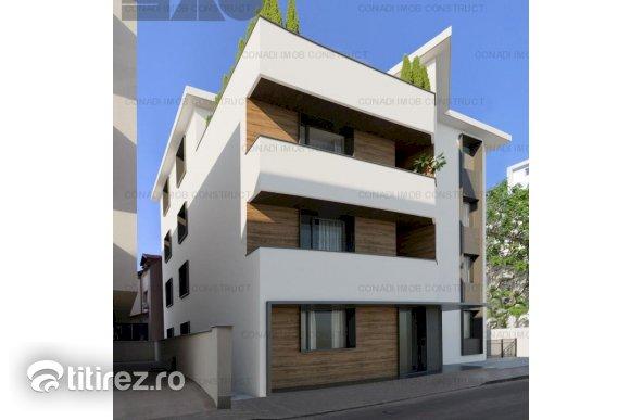 Apartament 2 camere in zona Herastrau in bloc boutique