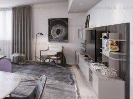 Apartament 7 camere in zona Herastrau in bloc boutique