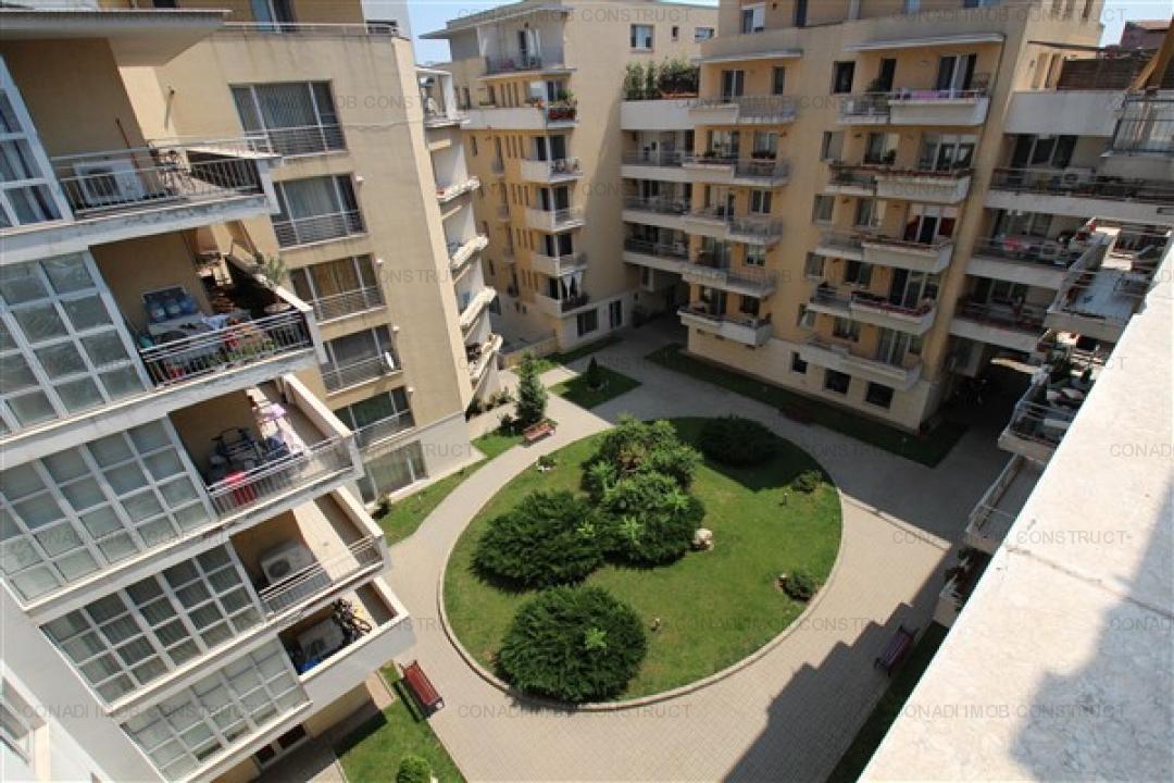 Parcul Carol - apartament 2 camere inchiriere mobilat modern