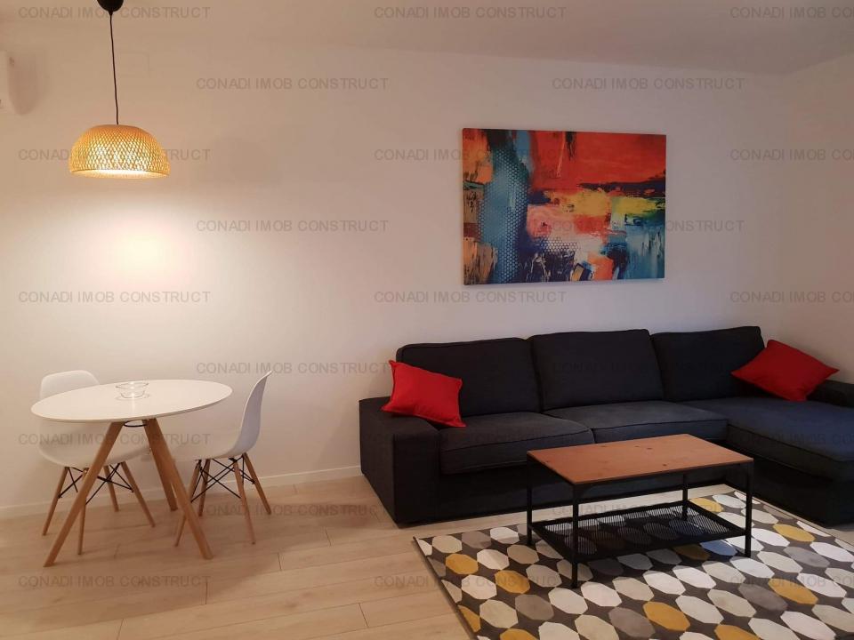 Pipera  apartament 2 camere modern mobilat de inchiriat
