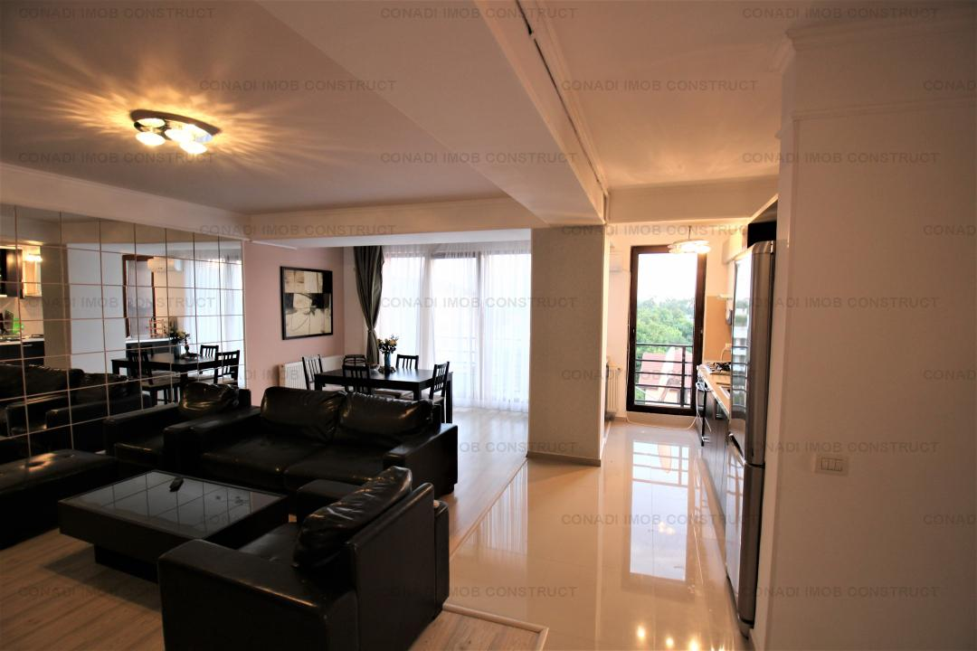 Apartament 3 camere cu loc de parcare in zona Baneasa