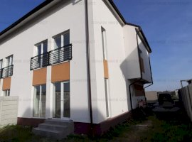 Vila de vanzare 4 camere, Bragadiru, curte generoasa
