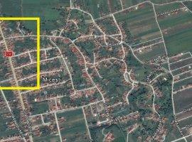 Vanzare teren cu casa veche - Micesti / Alba Iulia