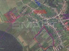 2 Parcele de teren 500 mp, PUZ existent, zona Chinteni