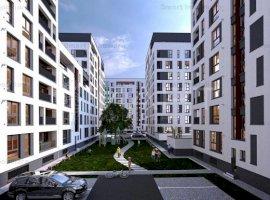 Apartament cu 3 camere, parcare, zona VIVO