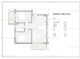Apartamente 2, 3 si 4 camere, zona Petrom Baciu, COMISION 0
