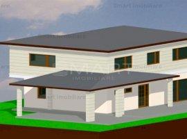 Casa individuala superba, Chinteni