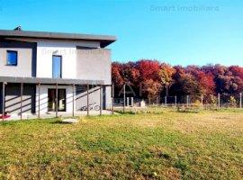 Casa individuala, 1200 mp teren, Superba, Feleacu