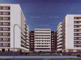 Apartament 2 camere, balcon 10 mp, Militari Pacii, langa metrou, Lidl / Kaufland