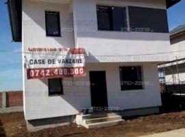 Casa/vila, 100 mp, 4 camere, finisata la CHEIE, Comision 0%