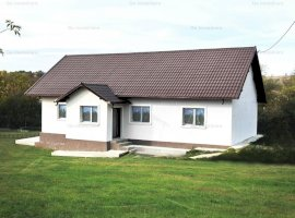 Comision 0% - Casa finalizata, 4 camere, 600 mp teren, Valea Lupului
