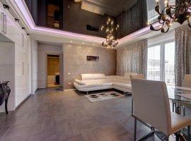 Apartament de 2 camere de inchiriat mobilat si utilat totul nou  lux