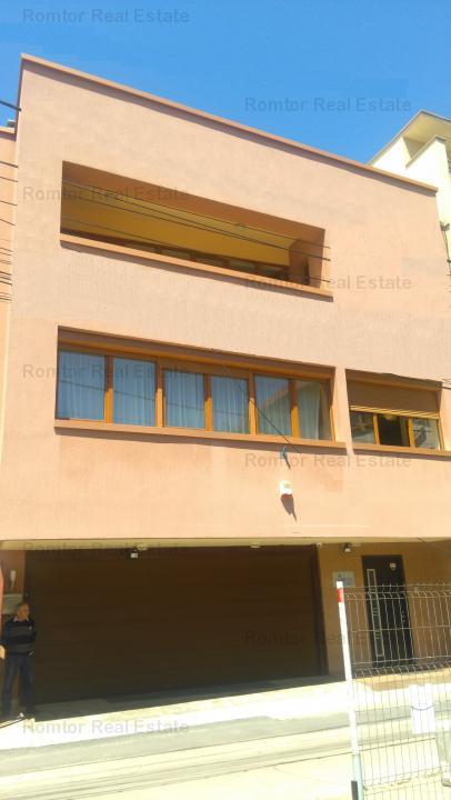 Vila destinata birourilor situata in zona Dorobanti