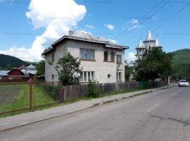 Casa pentru pensiune- Vama- Bucovina