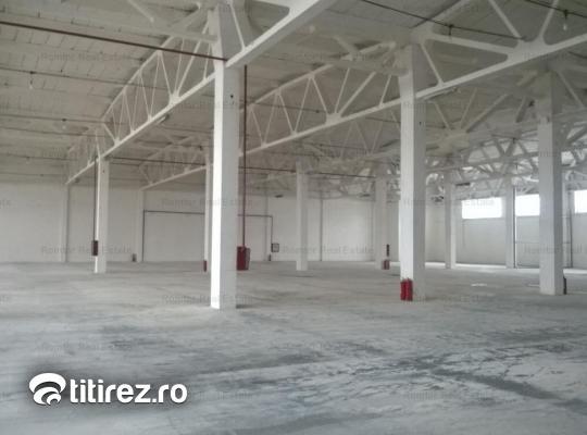 Spatiu industrial de inchiriat zona Bd Timisoara-Valea Cascadelor