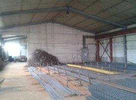 Spatiu depozitare, productie si birouri  de vanzare Chitila - Bucurestii noi