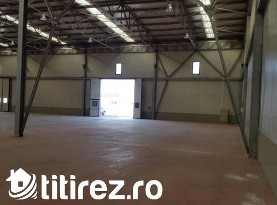 Spatiu industrial de vanzare - Zona SOSEAUA DE CENTURA - CLINCENI