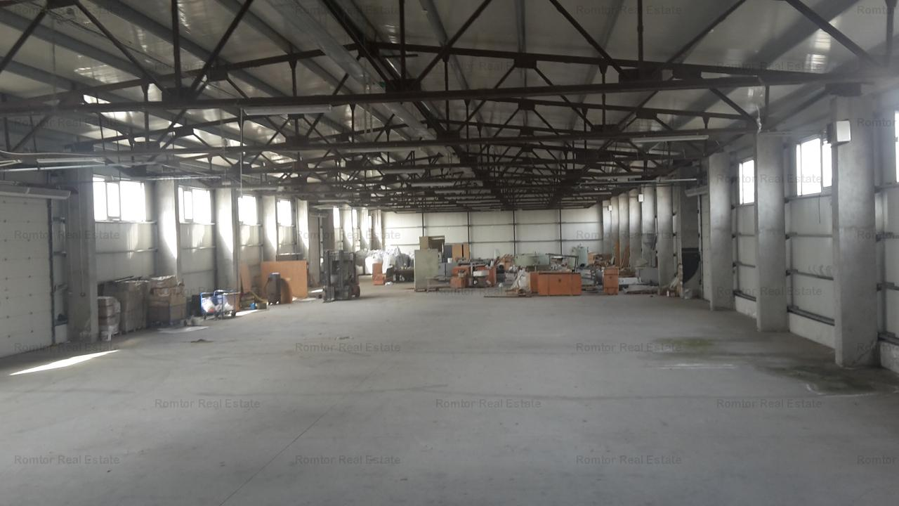 Industrial space for sale - PANTELIMON AREA - Biruintei Boulevard
