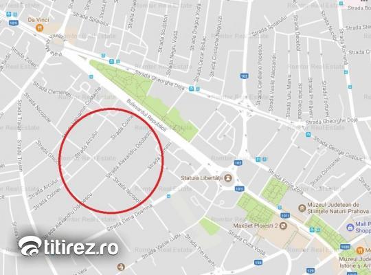 Bd Republicii - Parcul Mihai Viteazu, 800 mp, deschidere 20 ml