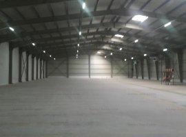 Spatiu industrial de inchiriat - Zona Est - Pantelimon - Branesti - A2