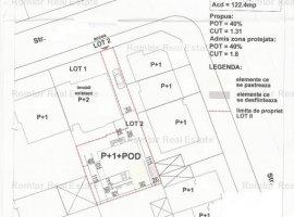 Domenii- Casin teren construibil 263mp